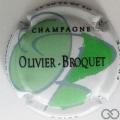 Champagne capsule 1.g O B vert