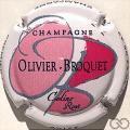 Champagne capsule 1.b Cuvée Coline, rosé