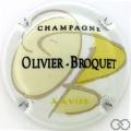 Champagne capsule 1.d OB jaune