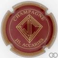 Champagne capsule 1 Bordeaux, striée