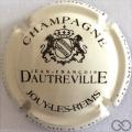 Champagne capsule 10.e Crème et noir