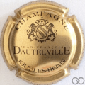 Champagne capsule 10.g Or