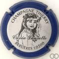 noir mat et crème ctr crème Capsule de champagne THIERCELIN