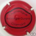 Champagne capsule 5 Rouge et noir