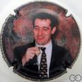 Champagne capsule 12 Portrait, sans nom