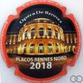 Champagne capsule 31 Opéra de Rennes