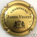 Champagne capsule 8 Or et noir