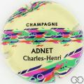 Champagne capsule 1 Fond jaune pâle