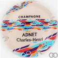 Champagne capsule 1.a Fond saumon pâle
