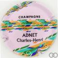 Champagne capsule 1.b Fond rose pâle