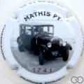 Champagne capsule 67.a Mathis PY