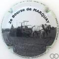 Champagne capsule 93.f 2ème Bourse Marquay