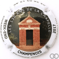 Champagne capsule 93.e Week-end Monchiet 2017