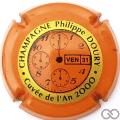 Champagne capsule 12 Orange