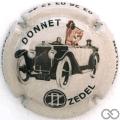 Champagne capsule  Donnet Zedel