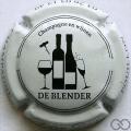 Champagne capsule 141 Blanc et noir