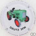 Champagne capsule 135.e Deutz 3FM