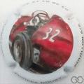 Capsule de champagne DOURY Philippe 136a. voiture de course 2//6