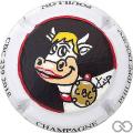 Champagne capsule  PALM, CBC-239