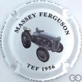 Champagne capsule 39.e Massey Ferguson