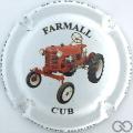 Champagne capsule 39.a Tracteur Farmall
