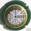 Champagne capsule 13 Vert
