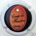 Champagne capsule 22 Cuvée Tendance, avec strass