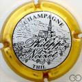 Champagne capsule 14 Contour or