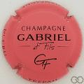 Champagne capsule 7.e Rose et noir