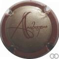 Champagne capsule 15 Cuvée Arabesque