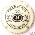 Champagne capsule 16.c Crème, Verzy sur contour