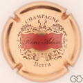 Champagne capsule 2.b Cuivre, rouge et or