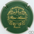 Champagne capsule 2.d Vert et or