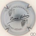 Champagne capsule 10.d Gris-bleuté