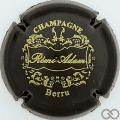 Champagne capsule 2.c Noir et or