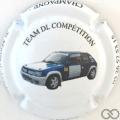 Champagne capsule A5.a Team DL Compétition