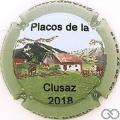 Champagne capsule 49 La Clusaz 2018
