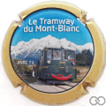 Champagne capsule 20.d Tramway du Mont Blanc