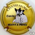 Champagne capsule 5 Cuvée Helgus et Prince