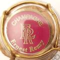 Champagne capsule 9 Insert, rose