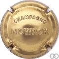 Champagne capsule 51 Estampée, or