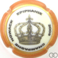 Champagne capsule 36.a Porcelaine 2008