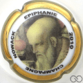 Champagne capsule 38.a Porcelaine 2010