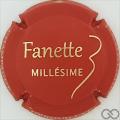 Champagne capsule 24 Fanette millésime