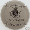 Champagne capsule 1 Gris et noir