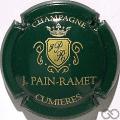Champagne capsule 4 Vert foncé et or
