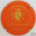 Champagne capsule 2 Orange et or