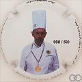 Champagne capsule 1 J.-M. Chevreuil, médaille d'or 2019
