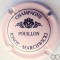 Champagne capsule A3.b Rose mat et noir