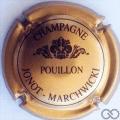 Champagne capsule A3.a Or mat et noir